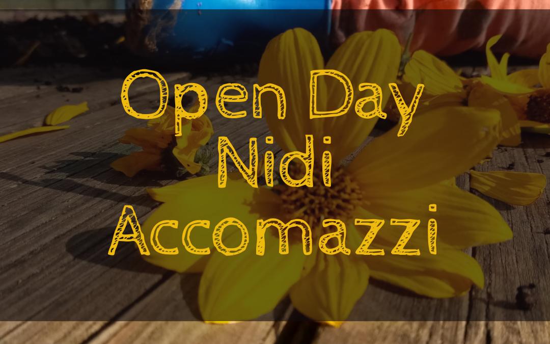 Open Day nidi Accomazzi